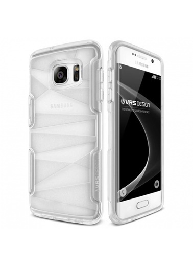 Galaxy S7 Edge Shine Guard Kılıf Clear-Verus